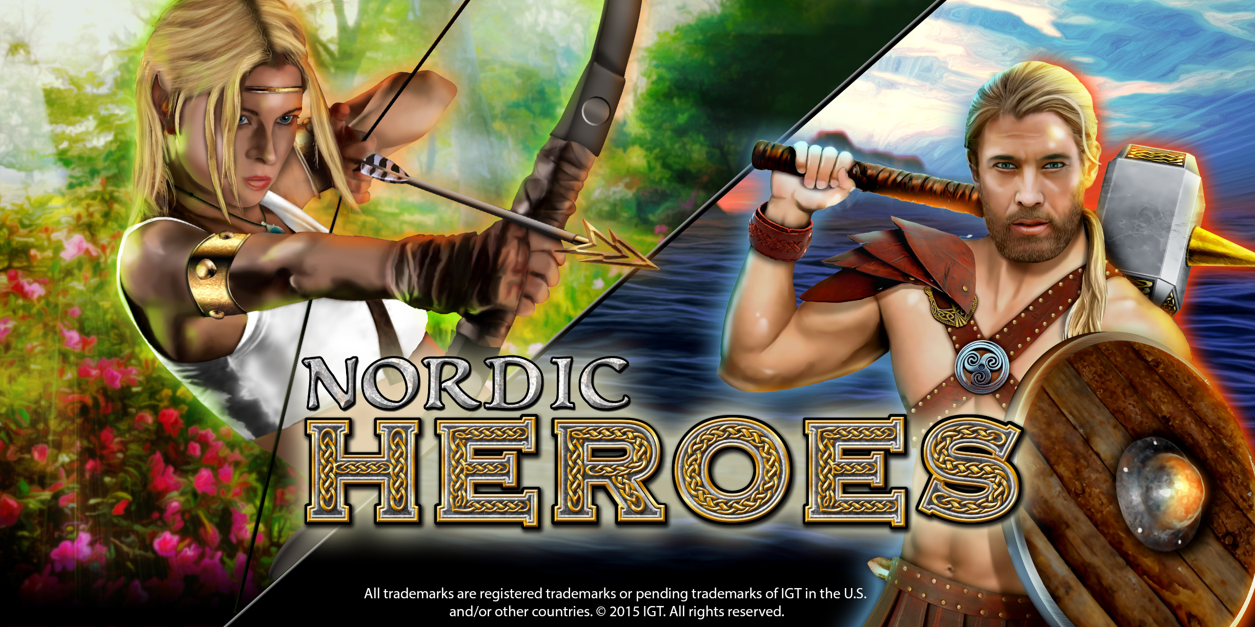 Slot machine review: Nordic Heroes